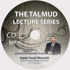 CD# Talmud Series #1