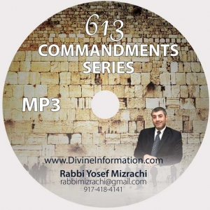 CD# 613 Commandments