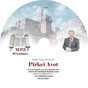 CD# Pirkei Avot