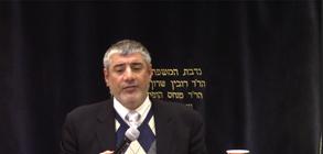 שיחה בישיבת נזר ישראל בקריית ספר – משברים בחיים
