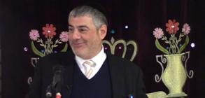 Rabbi Mizrachi In Lev Aarons Yeshiva In Jerusalem Torah And Musar (Jan 2017)