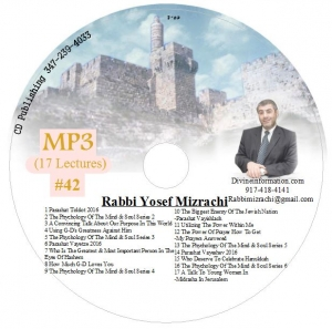 MP3 Lectures #42