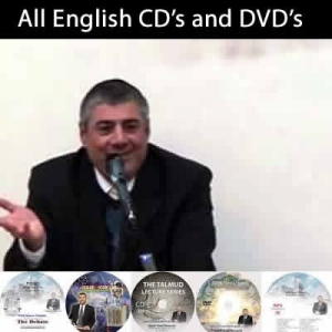 All English CD's and DVD's