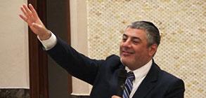 הרב מזרחי בהרצאה לקהילה היהודית בפנמה לקראת יום הדין