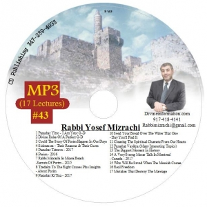 MP3 Lectures #43