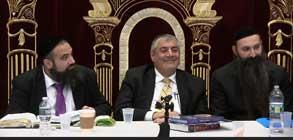 A Night To Remember – Rabbi Mizrachi Rabbi Reuven And Rabbi Anava On One Stage