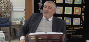 A Baby That Was Born In Israel Knowing The Entire Torah – Final Lecture Of The Spring